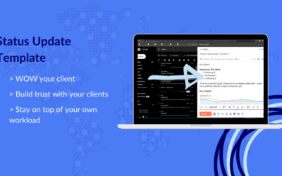 Status Update Email Template