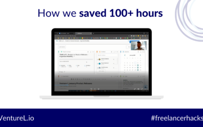 How we saved 100+ hours last month on marketing releases